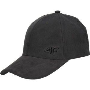 4F PÁNSKÁ KŠILTOVKA černá S/M - Pánská kšiltovka