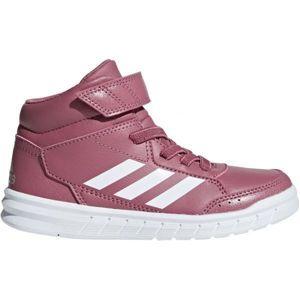 adidas ALTASPORT MID EL K - Dětská volnočasová obuv