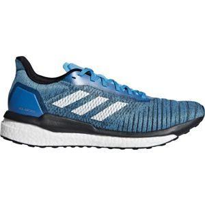adidas SOLAR DRIVE M modrá 7 - Pánská běžecká obuv