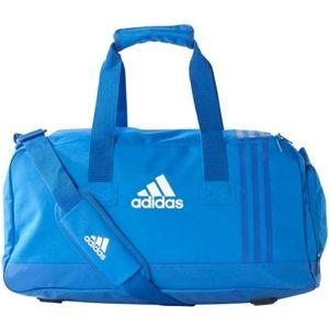 adidas TIRO TB S modrá S - Sportovní taška