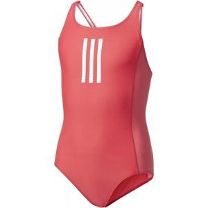 adidas BACK TO SCHOOL SUIT - Dívčí jednodílné plavky