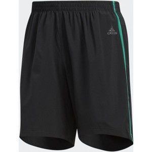 adidas RESPONSE SHORT černá XL - Běžecké šortky