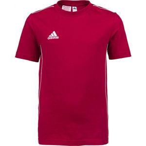 adidas CORE 18 TEE Y  152 - Dětské tričko