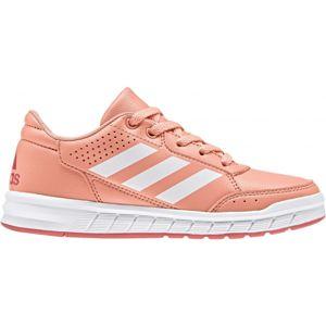 adidas ALTASPORT K oranžová 29 - Dětská volnočasová obuv