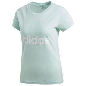 adidas ESS LI SLI TEE - Dámské triko