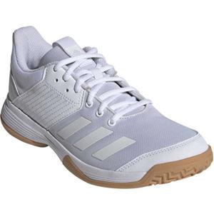 adidas LIGRA 6 bílá 6 - Dámská sálová obuv