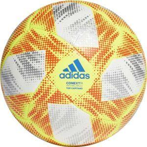 adidas CONEXT 19 TCPT  4 - Fotbalový míč
