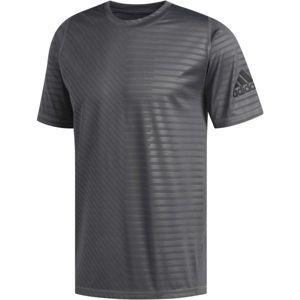 adidas FREELIFT SPORT ULTIMATE EMBOSSED - Pánské sportovní tričko