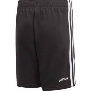 adidas YB E 3S KN SH černá 152 - Chlapecké kraťasy