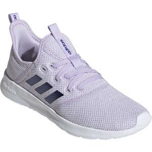 adidas CLOUDFOAM PURE fialová 6.5 - Dámská volnočasová obuv