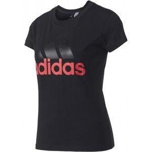 adidas ESS LI SLI TEE - Dámské tričko
