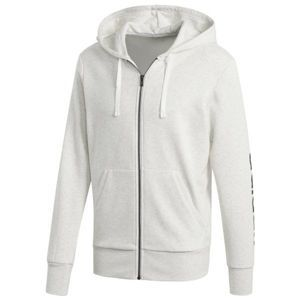bfa572cec adidas ESSENTIALS LINEAR FULL-ZIP HOOD FRENCH TERRY - Pánská mikina ...