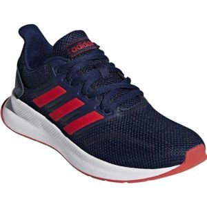 adidas RUNFALCON K tmavě modrá 5.5 - Dětská běžecká obuv
