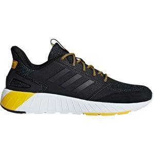 adidas QUESTAR STRIKE černá 9 - Pánská volnočasová obuv