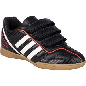 adidas DAVICTO V IN J černá 31 - Dětské sálovky