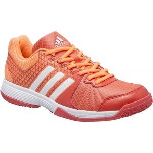 adidas LIGRA 4 W oranžová 5 - Dámská volejbalová obuv