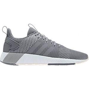 adidas QUESTAR BYD šedá 7.5 - Pánské volnočasové boty