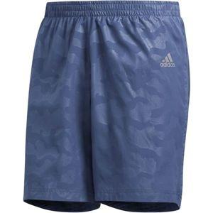 adidas RUN IT SHORT modrá XL - Pánské šortky