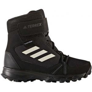 adidas TERREX SNOW CF CP CW K - Dětská outdoorová obuv