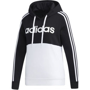 adidas WOMENS ESSENTIALS COLORBLOCK FLEECE HOODE  XL - Dámská mikina