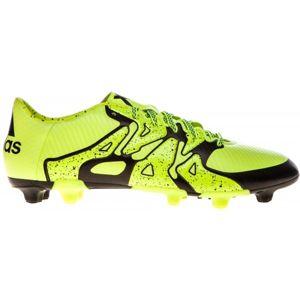 adidas X15.3 FG/AG žlutá 8 - Pánské kopačky