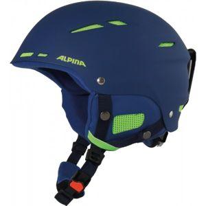 Alpina Sports BIOM modrá (54 - 58) - Lyžařská helma - Alpina