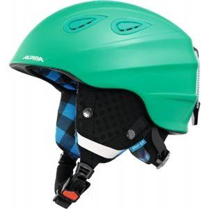 Alpina Sports GRAP 2.0 černá (57 - 61) - Lyžařská helma