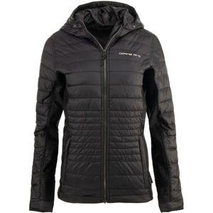 ALPINE PRO FARGO 3 černá XL - Dámská bunda