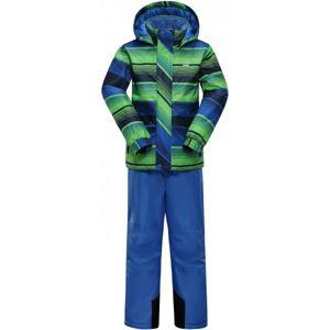 ALPINE PRO LONDO modrá 116-122 - Dětský zimní set
