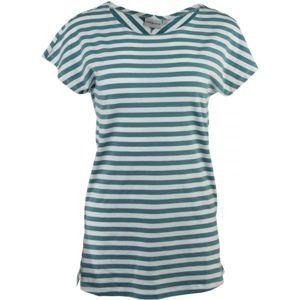 ALPINE PRO SIA zelená S - Dámské triko