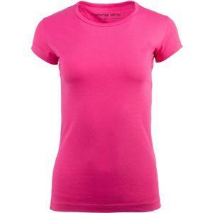 ALPINE PRO KREJA růžová S - Dámské triko