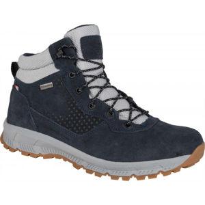 ALPINE PRO AGIM černá 46 - Pánská městská obuv