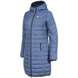 ALPINE PRO WENZHA 2 modrá M - Dámský kabát