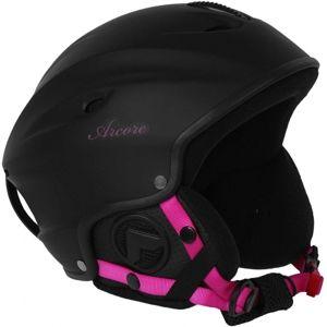 Arcore EDGE W černá (55 - 56) - Lyžařská helma