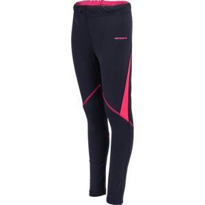 Arcore MIRON růžová 164-170 - Dětské X-country kalhoty