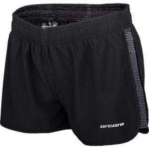 Arcore OXA černá M - Dámské běžecké šortky