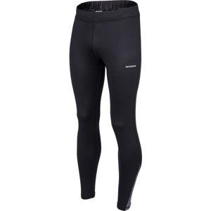 Arcore DAN černá XL - Pánské běžecké kalhoty