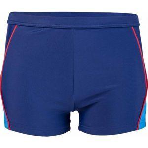 Aress HARVIE modrá 164-170 - Chlapecké plavky s nohavičkami