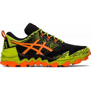 Asics GEL-FUJITRABUCO 8 zelená 10 - Pánská běžecká obuv