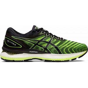 Asics GEL-NIMBUS 22 bílá 9.5 - Pánská běžecká obuv