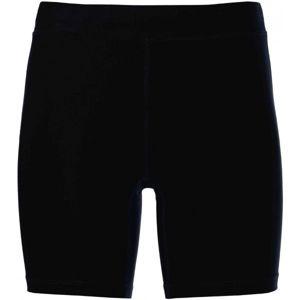 Asics SPRINTER W černá XS - Dámské běžecké šortky