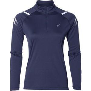 Asics ICON LS 1/2 ZIP TOP - Dámské sportovní triko