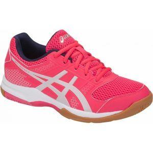 Asics GEL-ROCKET 8 W růžová 5.5 - Dámská volejbalová obuv