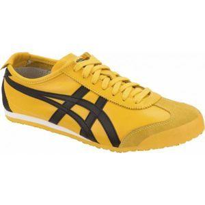 Asics MEXICO 66 žlutá 6.5 - Pánská volnočasová obuv