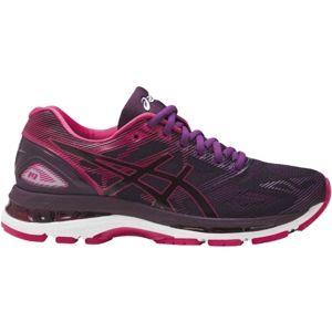 Asics GEL-NIMBUS 19 W fialová 8 - Dámská běžecká obuv