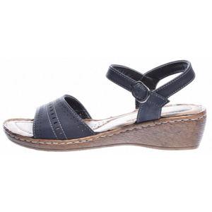 Avenue GETTERON černá 37 - Dámské sandály