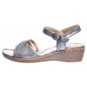 Avenue GLUMSLOV tmavě šedá 39 - Dámská letní obuv