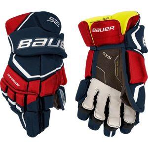 Bauer SUPREME S29 GLOVE SR modrá 14 - Hokejové rukavice