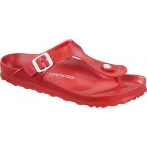 Birkenstock GIZEH červená 41 - Dámské pantofle