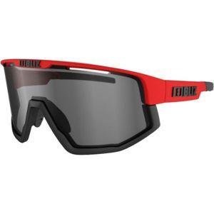 Bliz FUSION červená NS - Sportovní brýle